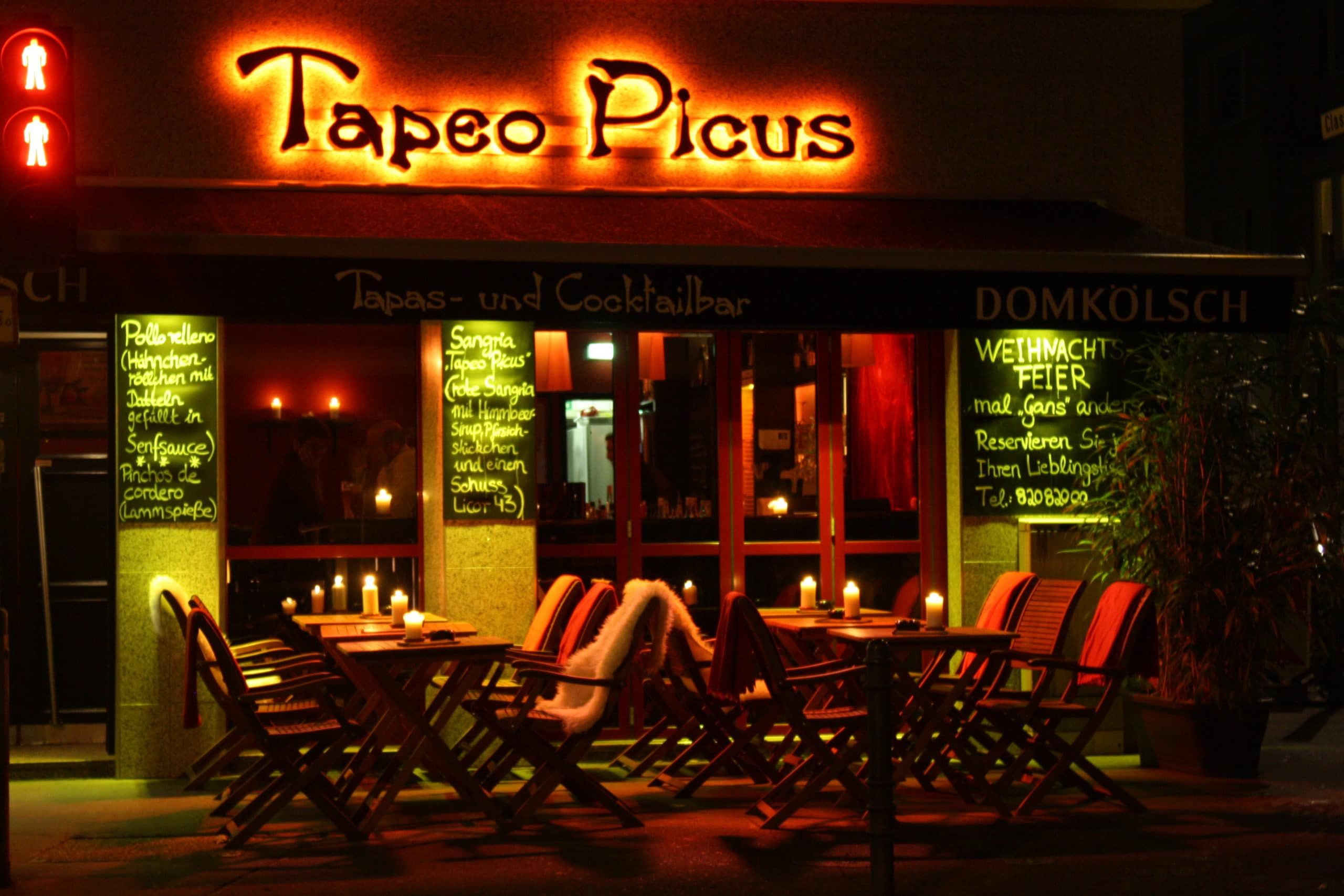 Tape Picus - Cocktails & Tapas in Köln